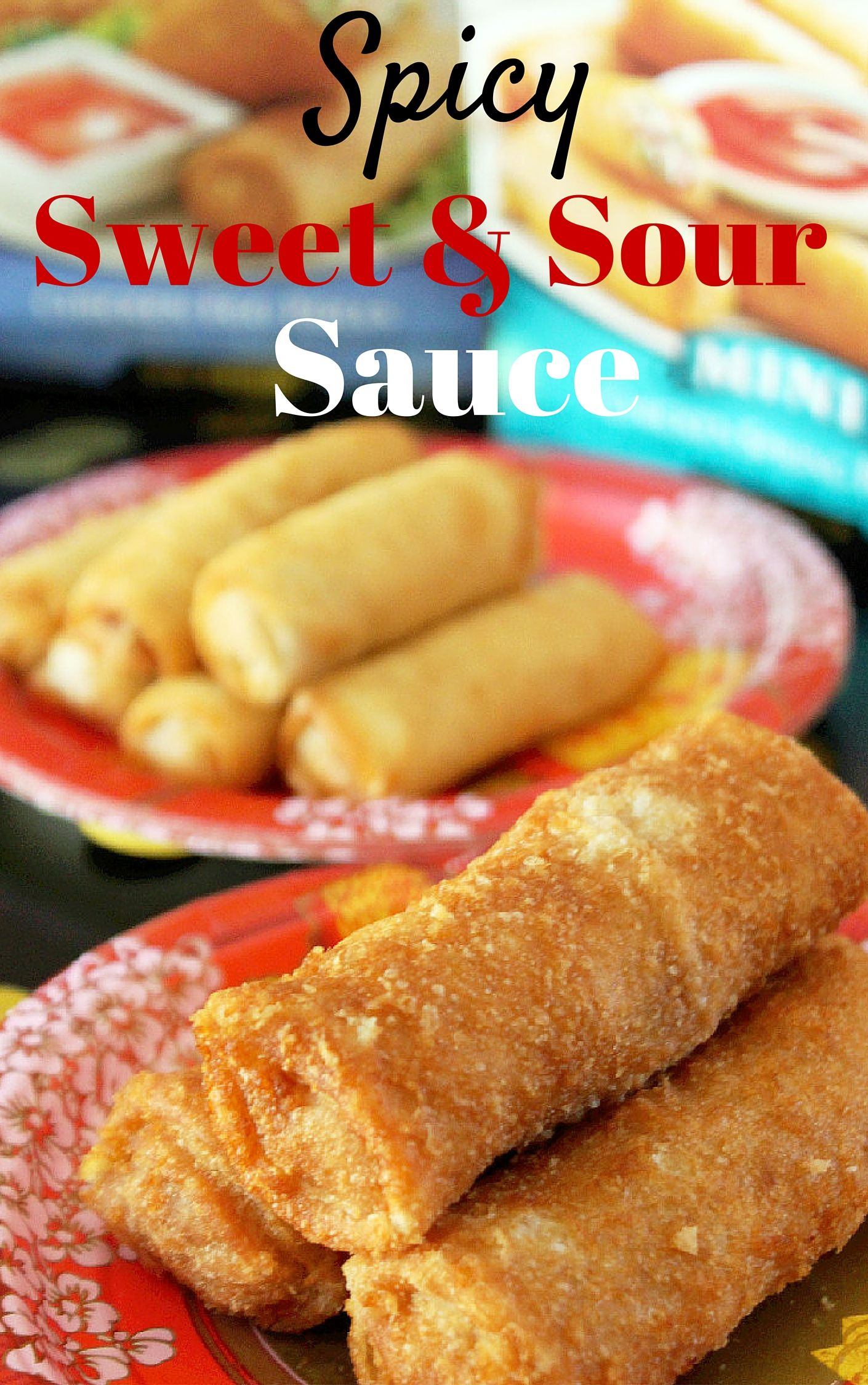 Spicy Sweet and Sour Sauce Celebrating Chinese New Year with Tai Pei®-Creole Contessa #NewYearFortune #Ad