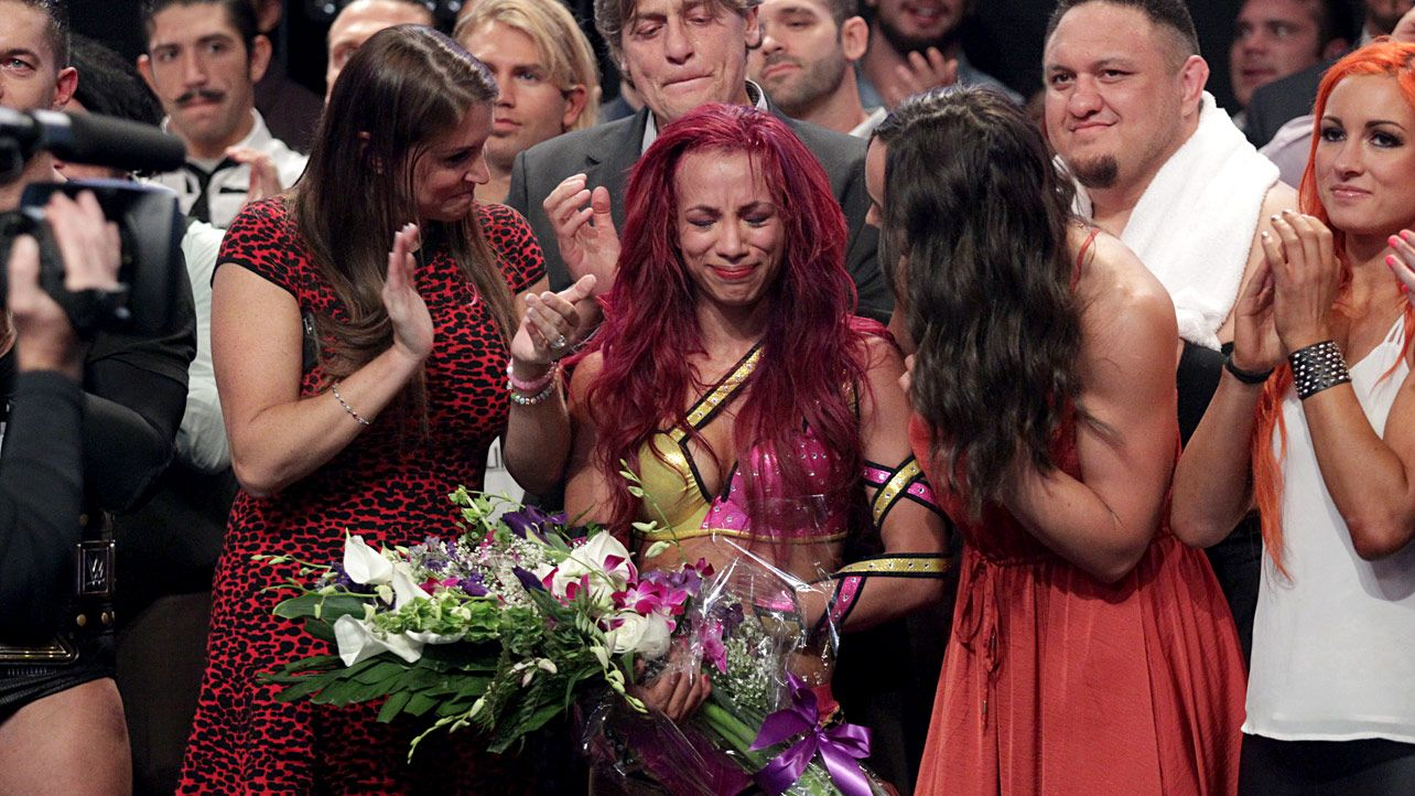 Sasha Banks Wedding.Nxt Takeover Respect Sasha Banks Vs Bayley 30 Minute Ironman