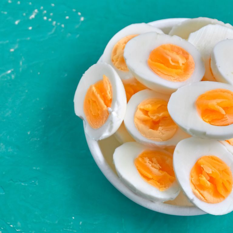 This Two-Step Method Will Give You Perfect Hard-Boiled Eggs Every Time