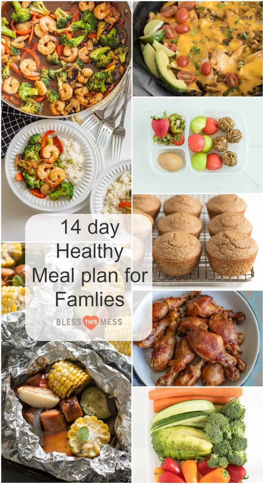 Struggling getting dinner on the table? I can help! Get all my secrets for healthy eating, including a two week meal plan designed for the summer. #healthyliving #mealplan #healthymealplan #healthyrecipes #healthyrecipeplan #easyheallthydinners #healthfood
