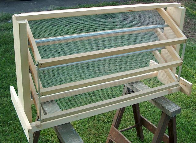 homemade egg incubator   Insert For Conversion To A Duck Incubator ...