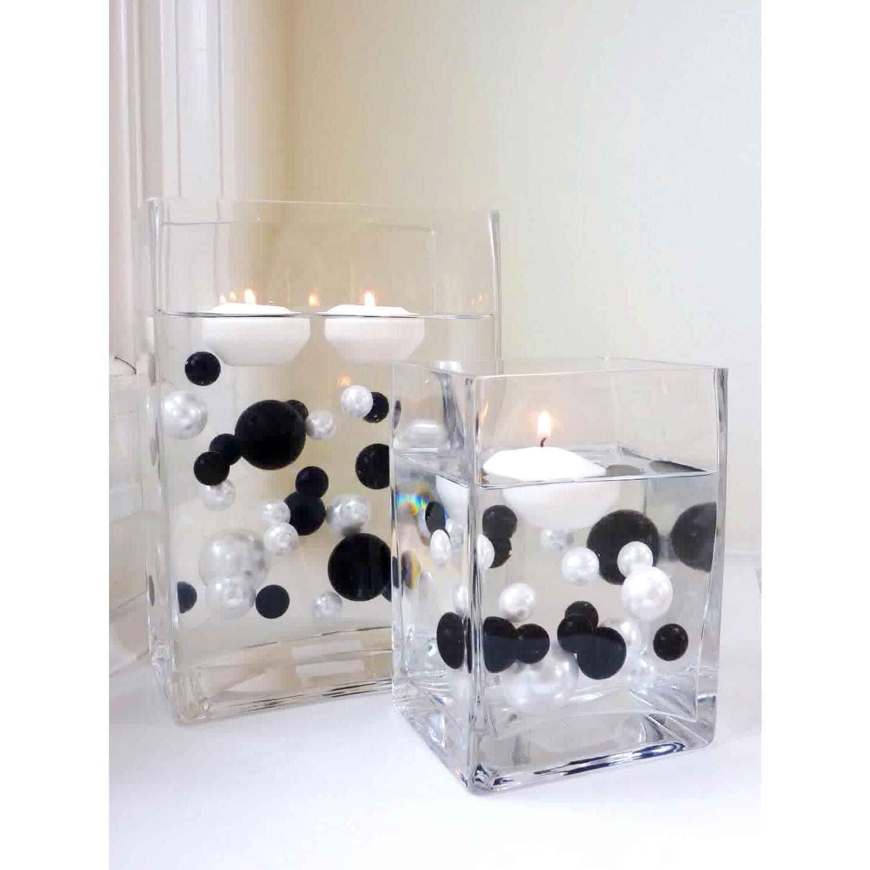 black and white wedding decorations | black and white wedding ...