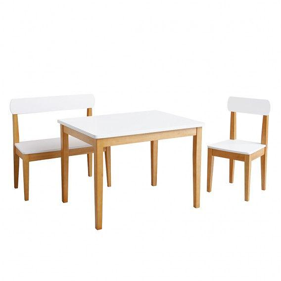Kindersitzgruppe Purus (3tlg.) Kindersitzgruppe