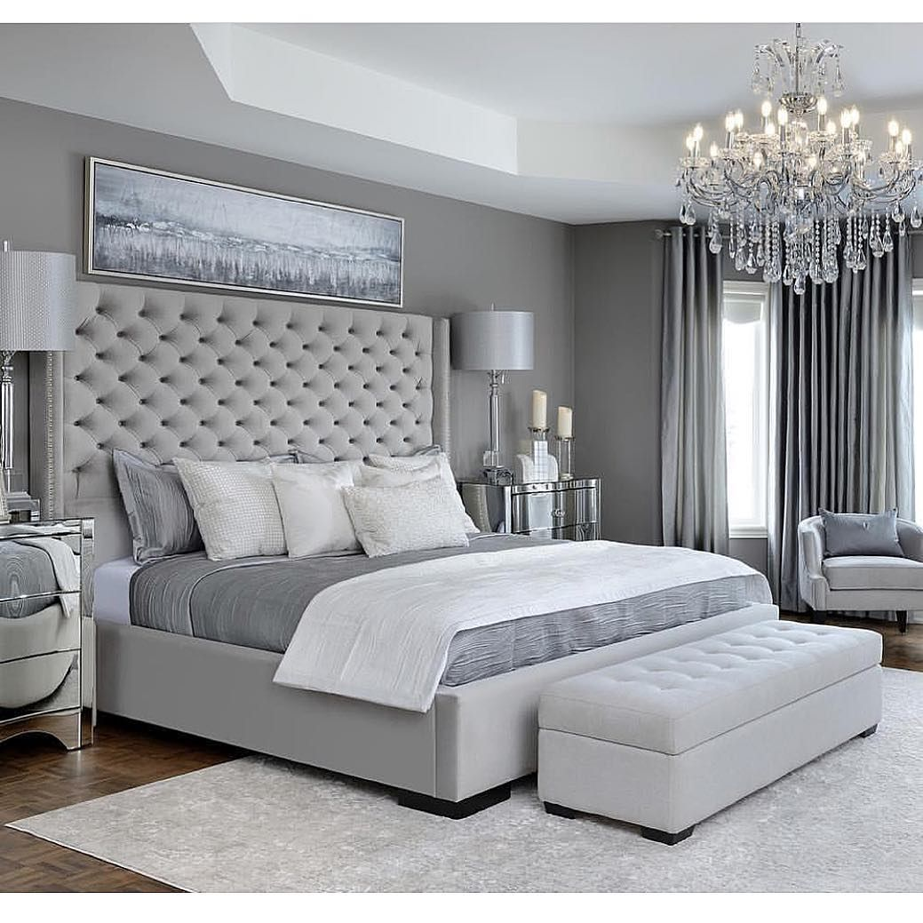Silver Grey Bedroom Ideas Finish This Sentenc Bedroom Design Grey Bedroom Design