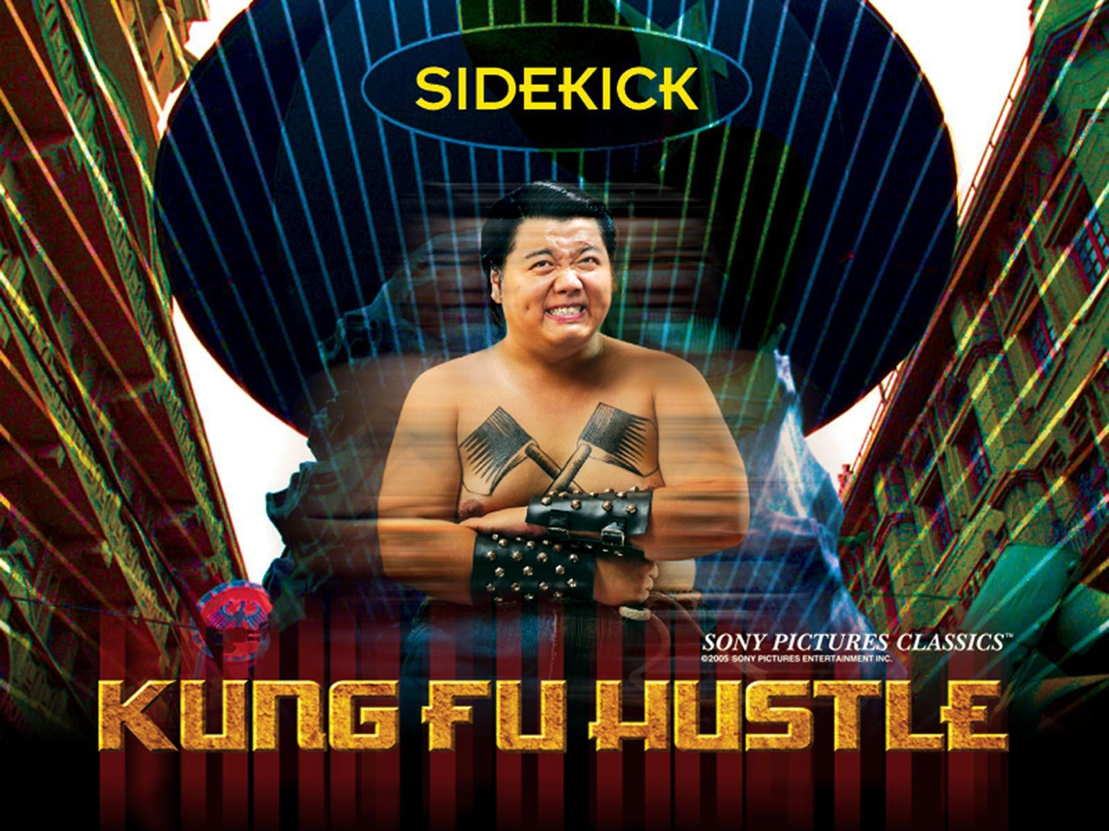Fu hustler kung consider, that