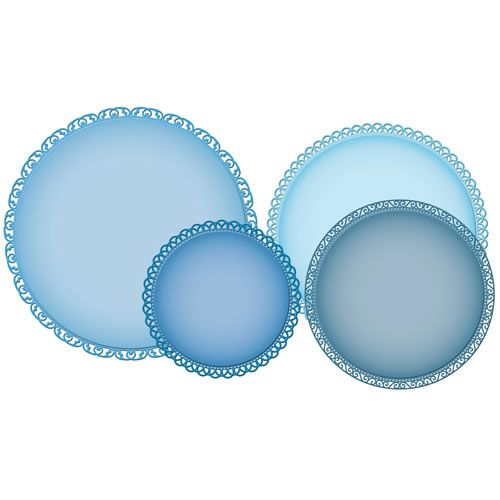 Spellbinders Grand Stately Circles *Discontinued* | Dies | Embossing
