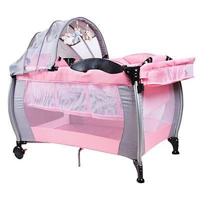b08ccafab Me gustó este producto Infanti Cuna Corral JBP703 Night Pink. ¡Lo quiero!