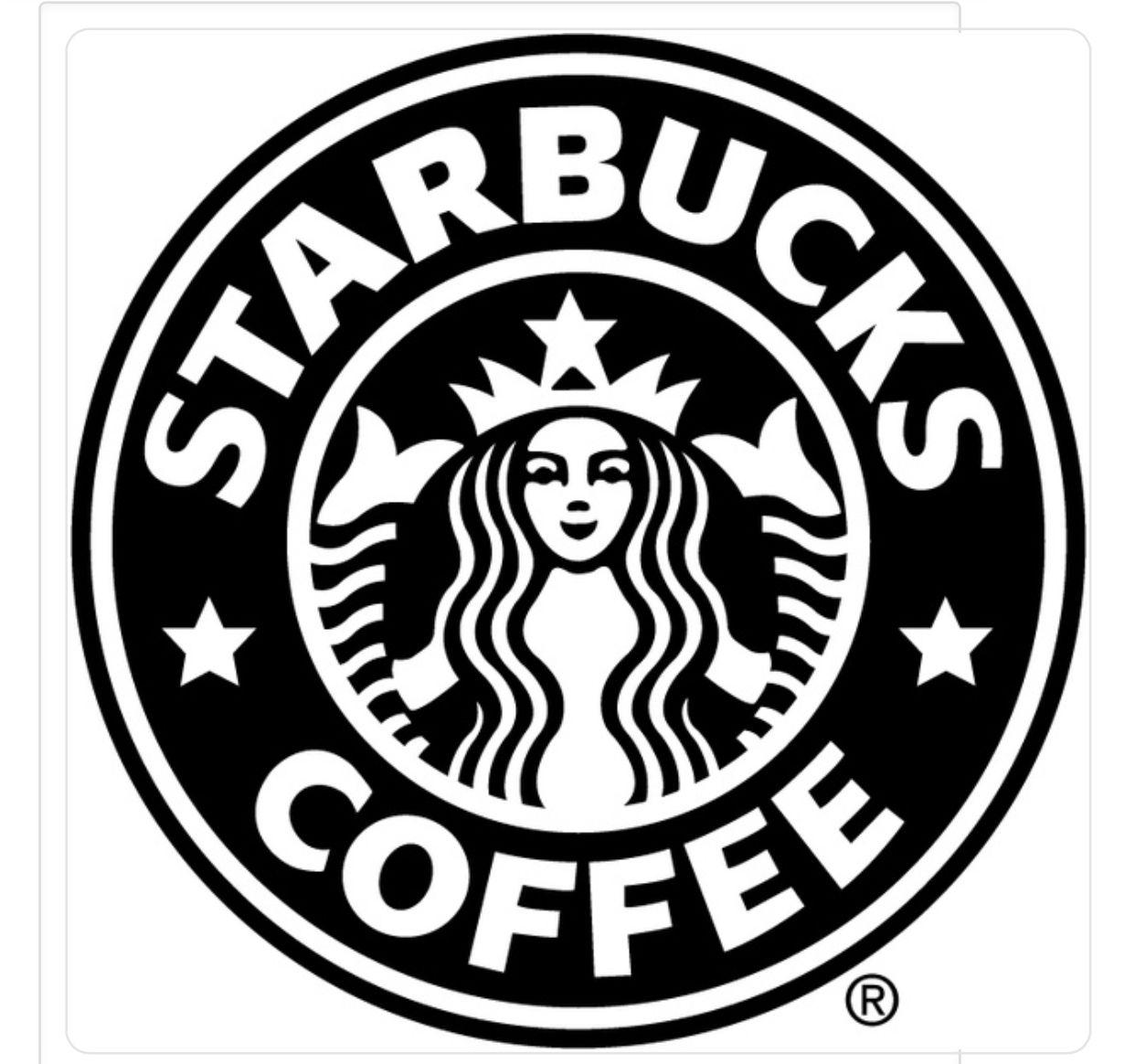 Pin by Darla Marchenkuski on Svg Starbucks drawing