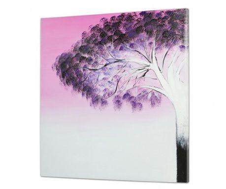 Obraz Tree Half 80x80 cm