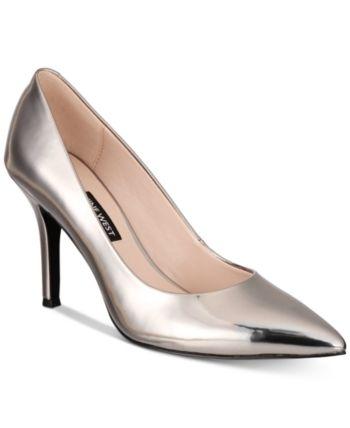 1c5e2aab958 Nine West Flax Pointed Toe Pumps Women Shoes