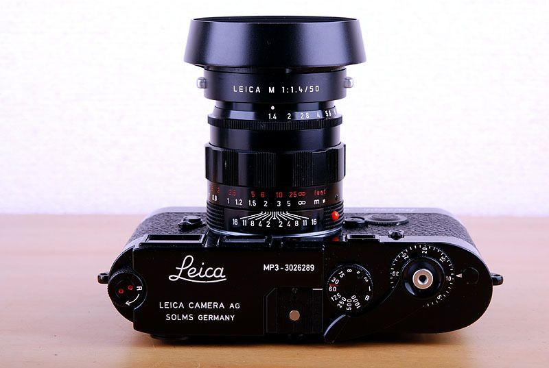 Leica Mp3 Lhsa Special Editionleicavit Mpsummilux 50mm 1 4 Asph Black Paint