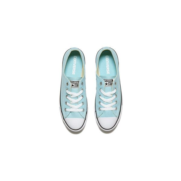 df3528011c51 Converse Women s Chuck Taylor All Star Dainty Ox Trainers Motel... (3