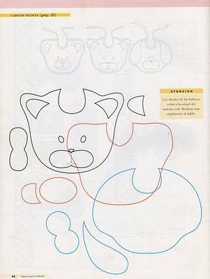 Babador | TODO PARA BEBES | Pinterest | Diseño animal, Bebe y Animales