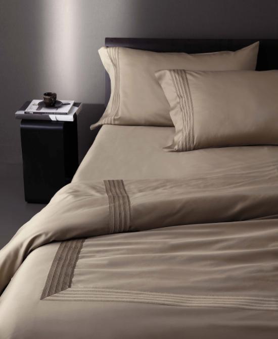 Borbonese Elegante Biancheria Notte Casa Del Materasso Sergio Zanatta Bed Linen Bedding Home