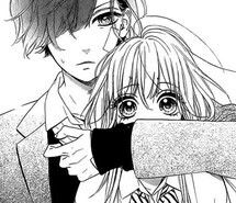 Such a cute manga couple. What manga is it from?