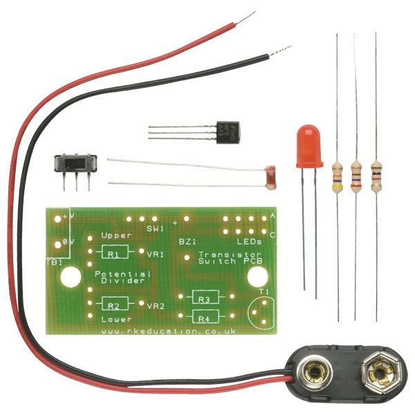 Transistor Switch Project Economy in 2019 Electronic