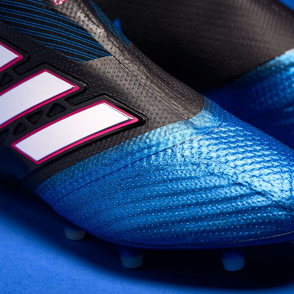 the latest d6a3c 860f9 adidas ACE 17+ Purecontrol FG - Core BlackWhiteBlue