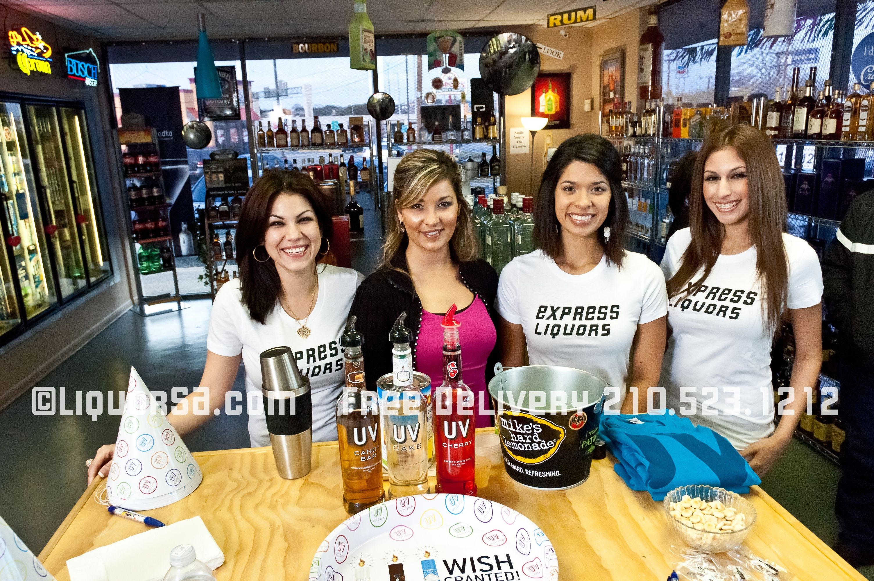 Express Liquor & Emporium - San Antonio Liquor Store #LiquorSA