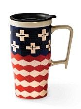Pendleton Brave Star Travel Mug // Swede Cottage Farm <3 this //