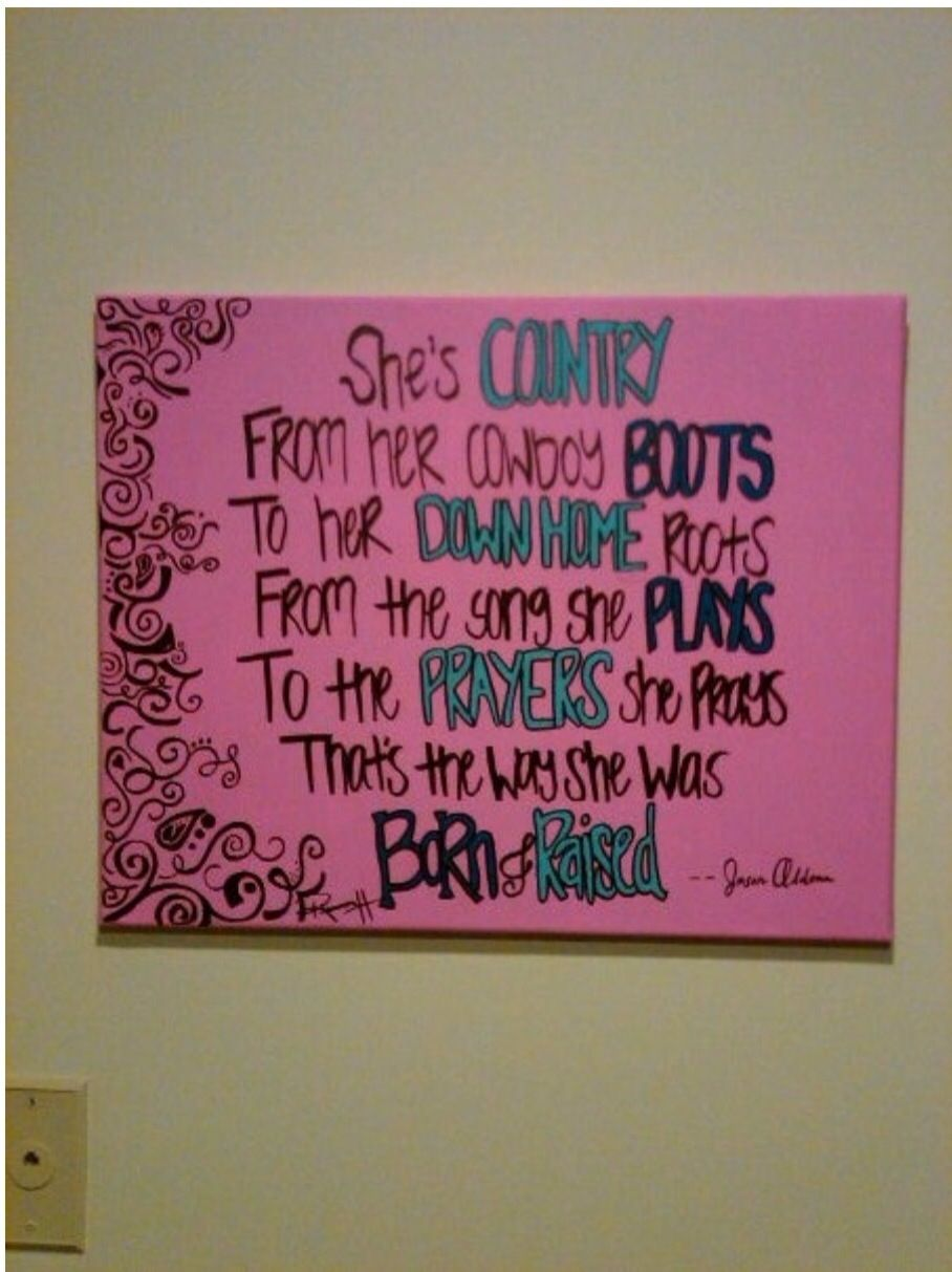 She S Country Country Girl Bedroom Country Girl Rooms Baby Girl Bedroom