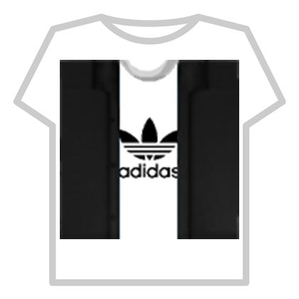 Generoso A la verdad Monótono  adidas - Roblox   Adidas, T shirt design template, Roblox
