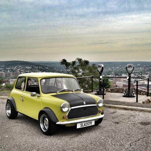 Mini Car Wallpaper: 2014 Classic Mini Cooper Calendar Entries