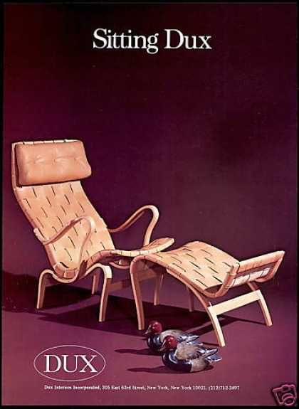 Lovely Vintage Furniture Ads Of The