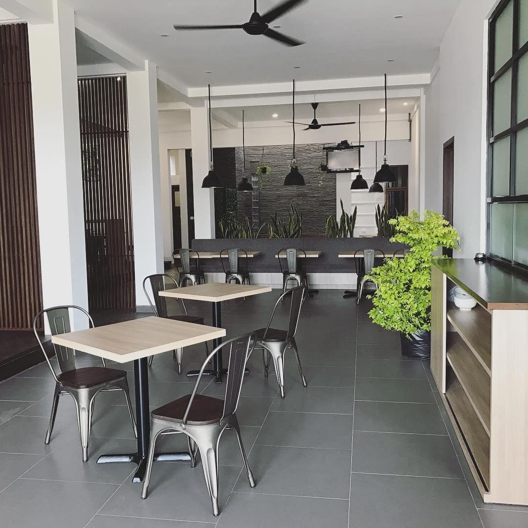 Modern Dining Area Kedai YunYi Bogor Bogor Ra