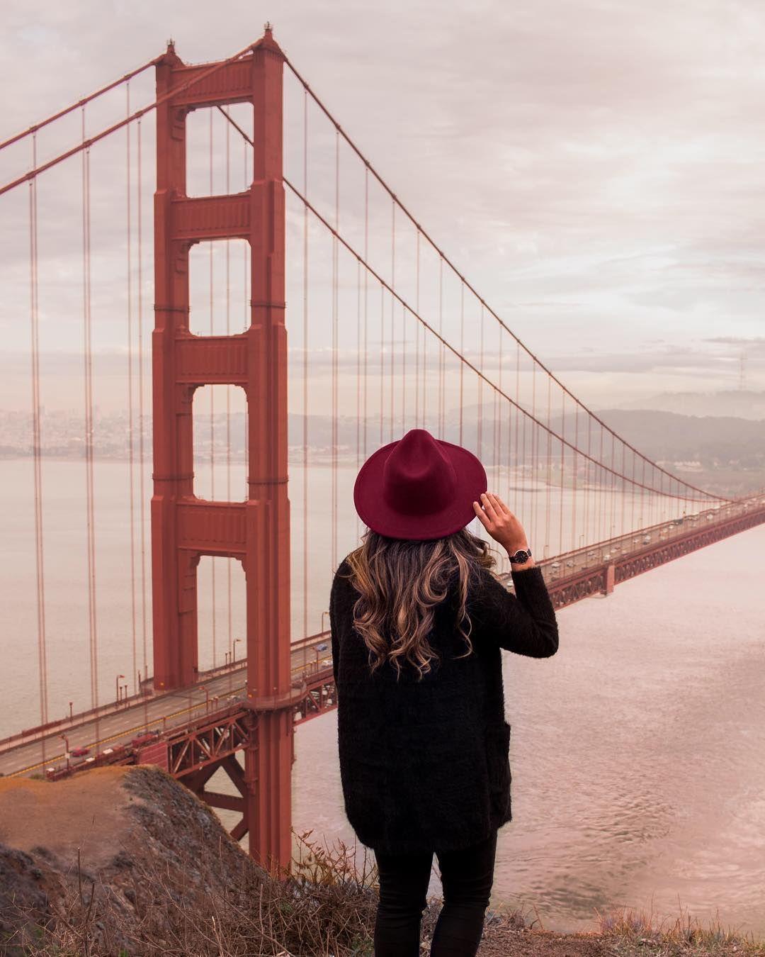 Photo Via Ig Sugarandstamps San Francisco Pictures San Francisco Golden Gate Bridge San Francisco Golden Gate
