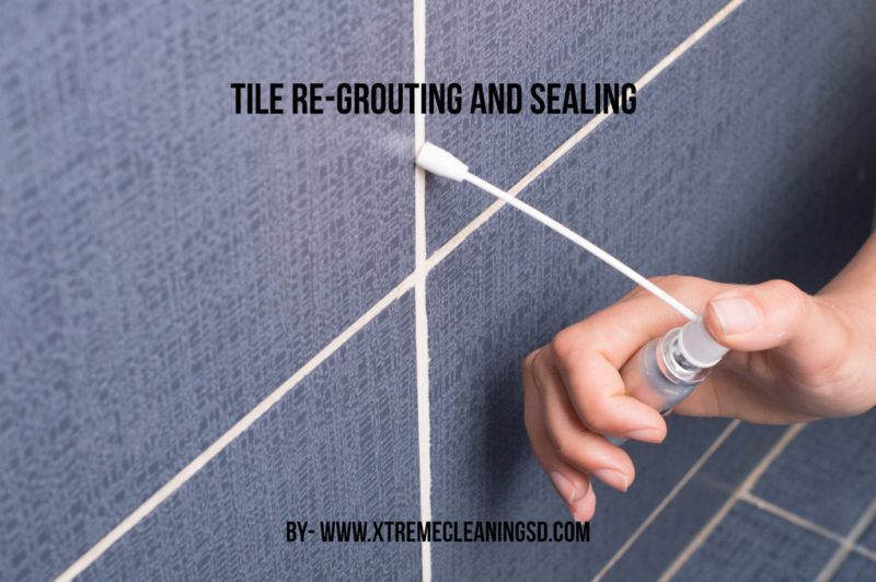 4 common mistakes made during DIY in Tile Regrouting and
