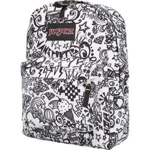 JanSport doodleeee | B a c k p a c k s | Pinterest | JanSport ...