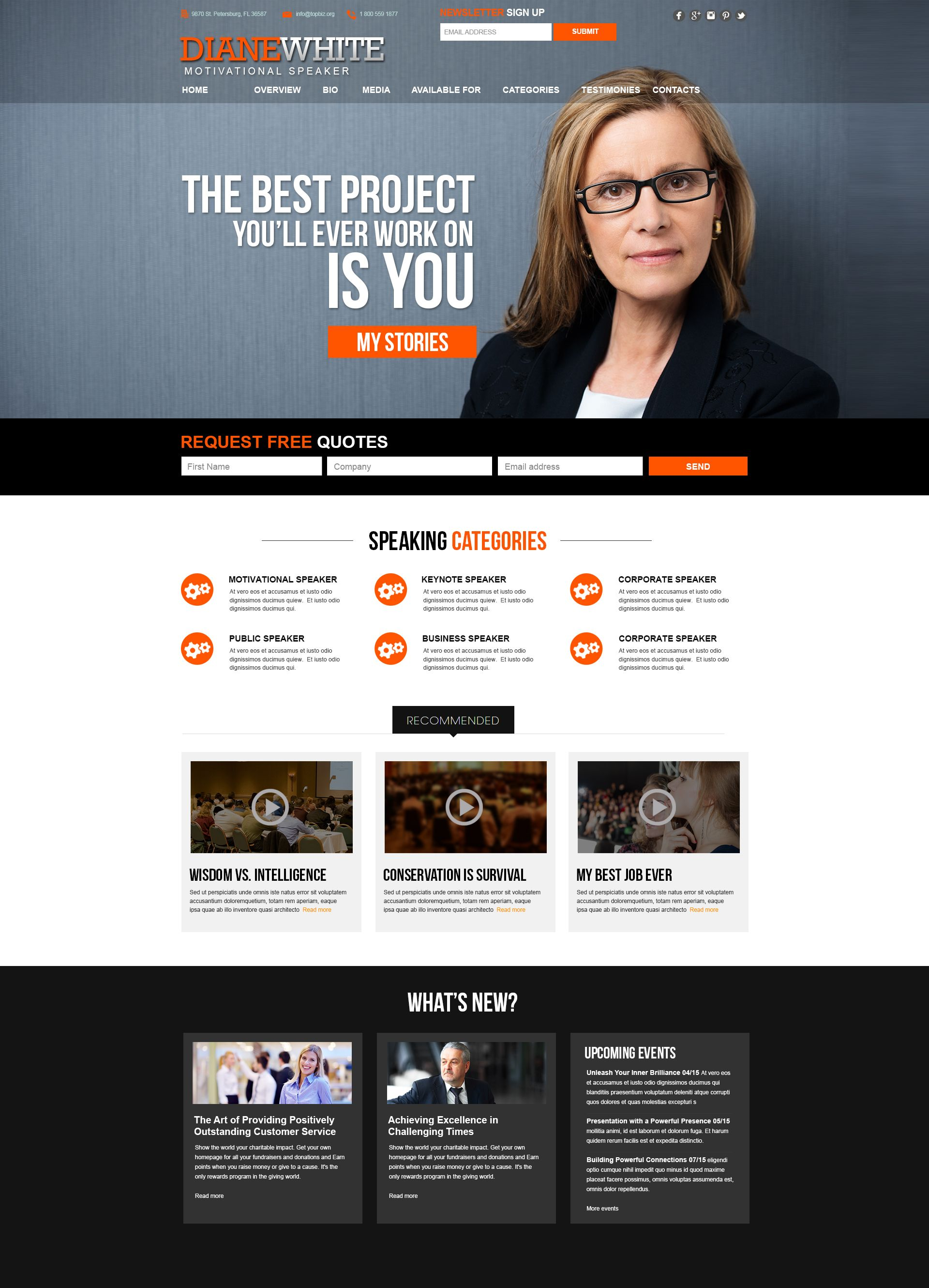 We Offer Services From Creative Webdesign Development And Internet Marketing Company From Tamp Website Design Trends Beautiful Website Design Website Design