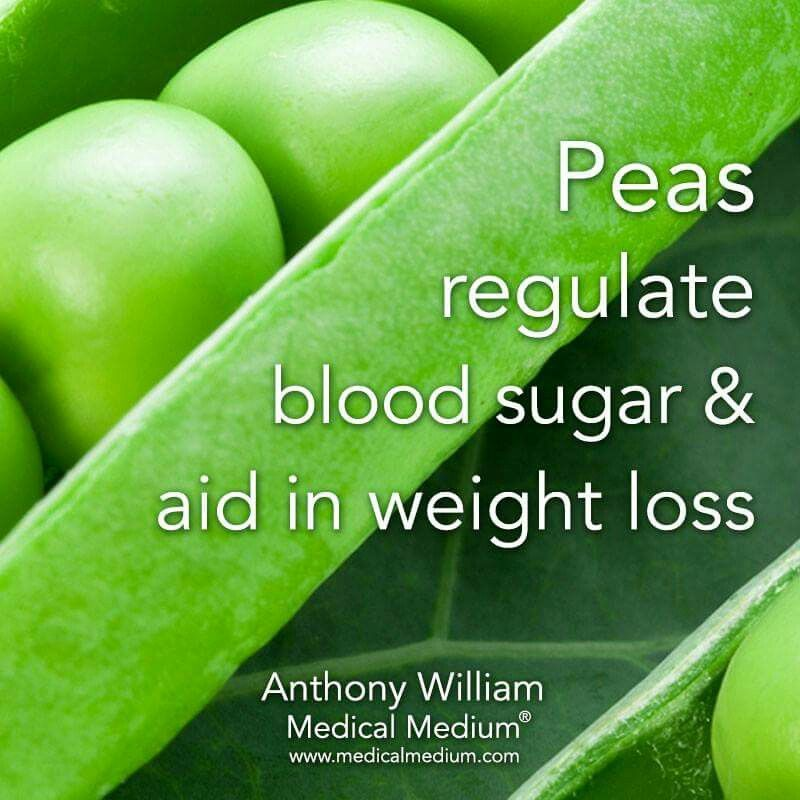 Peas benefits