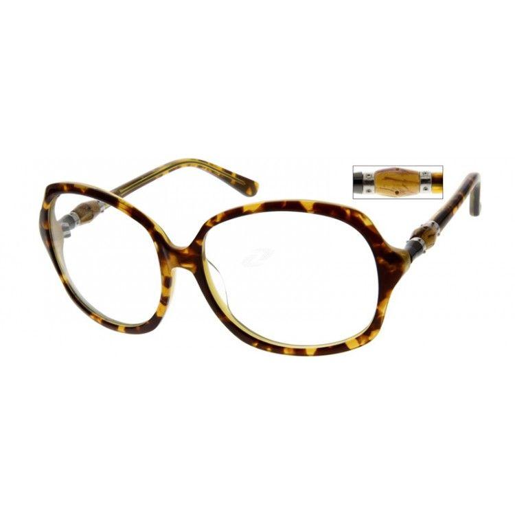 Tortoiseshell Acetate Full-Rim Frame #110125   Zenni Optical Eyeglasses