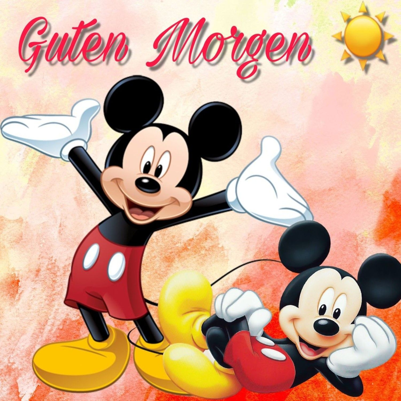 Guten Morgen bilder Disney - GBPicsBilder.com | Guten