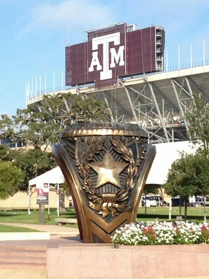 e4b08e56b Great shot of the stadium! | College Station, Texas | Texas a m ...