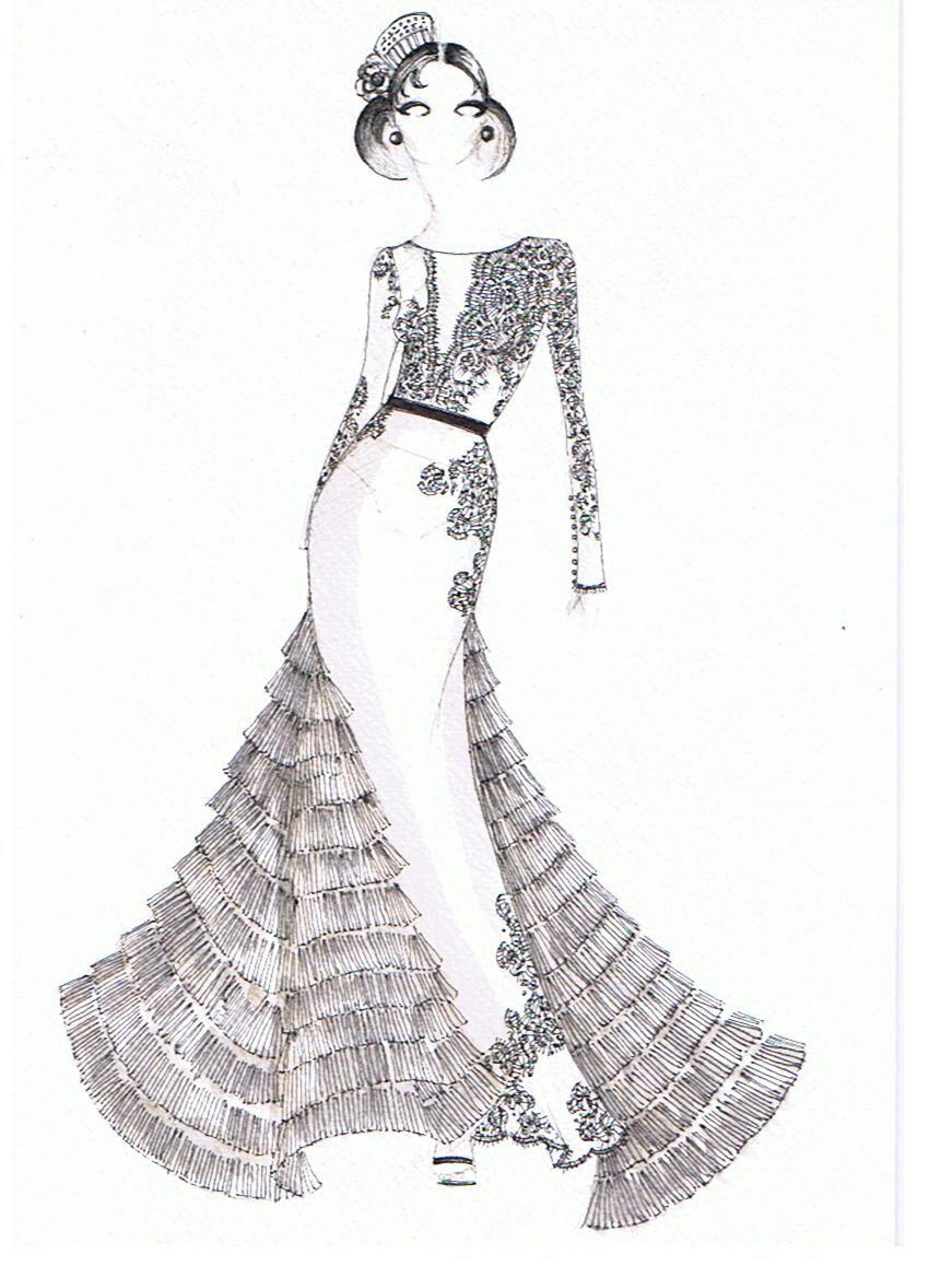 Fashion sketches  тыс изображений найдено в ЯндексКартинках