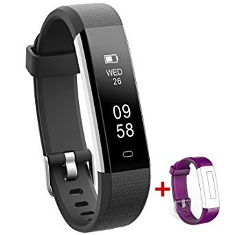 Best Fitness Trackers NAKOSITE RAY2434 Watch Pedometer and