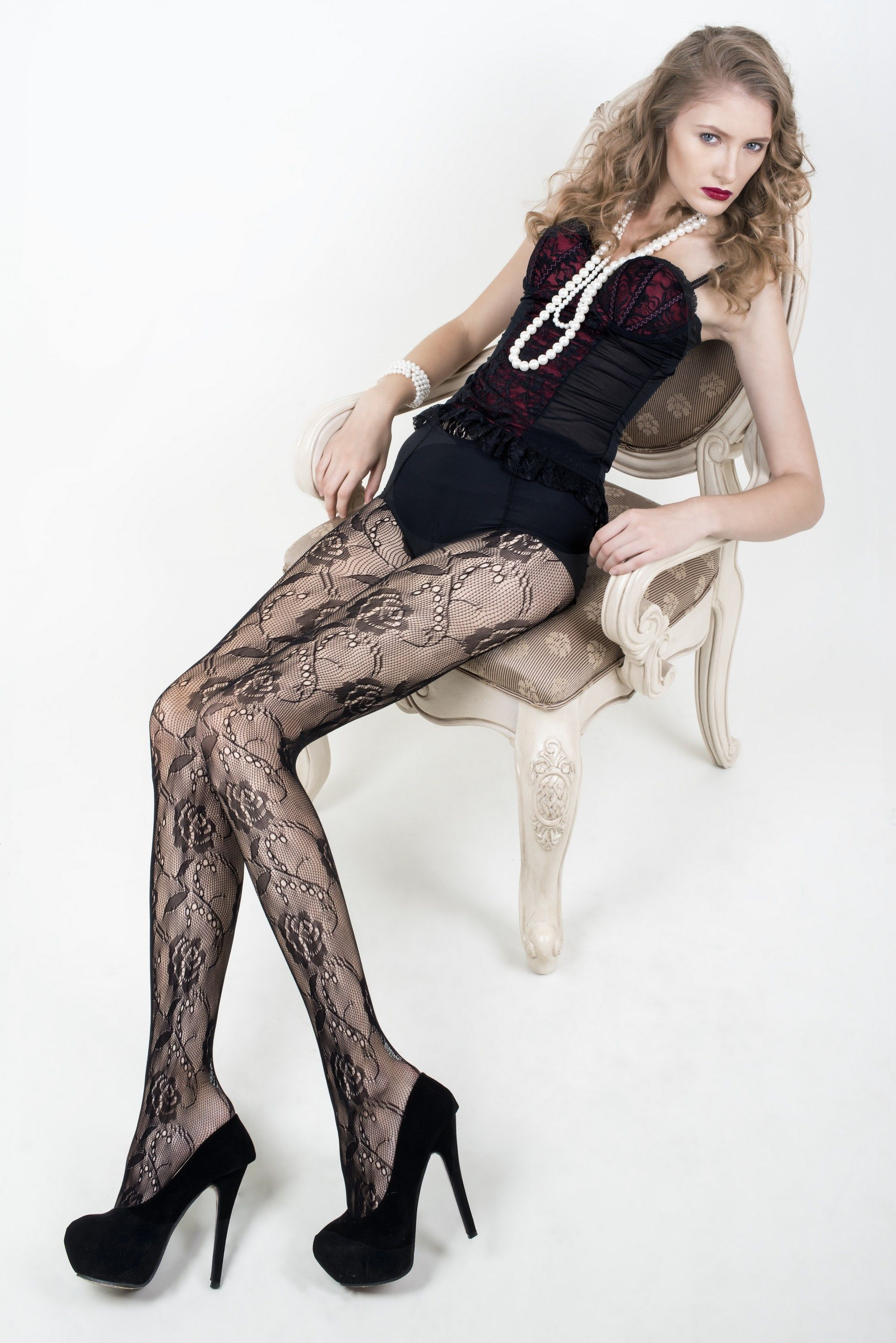 Pantyhose Pics Featuring 74