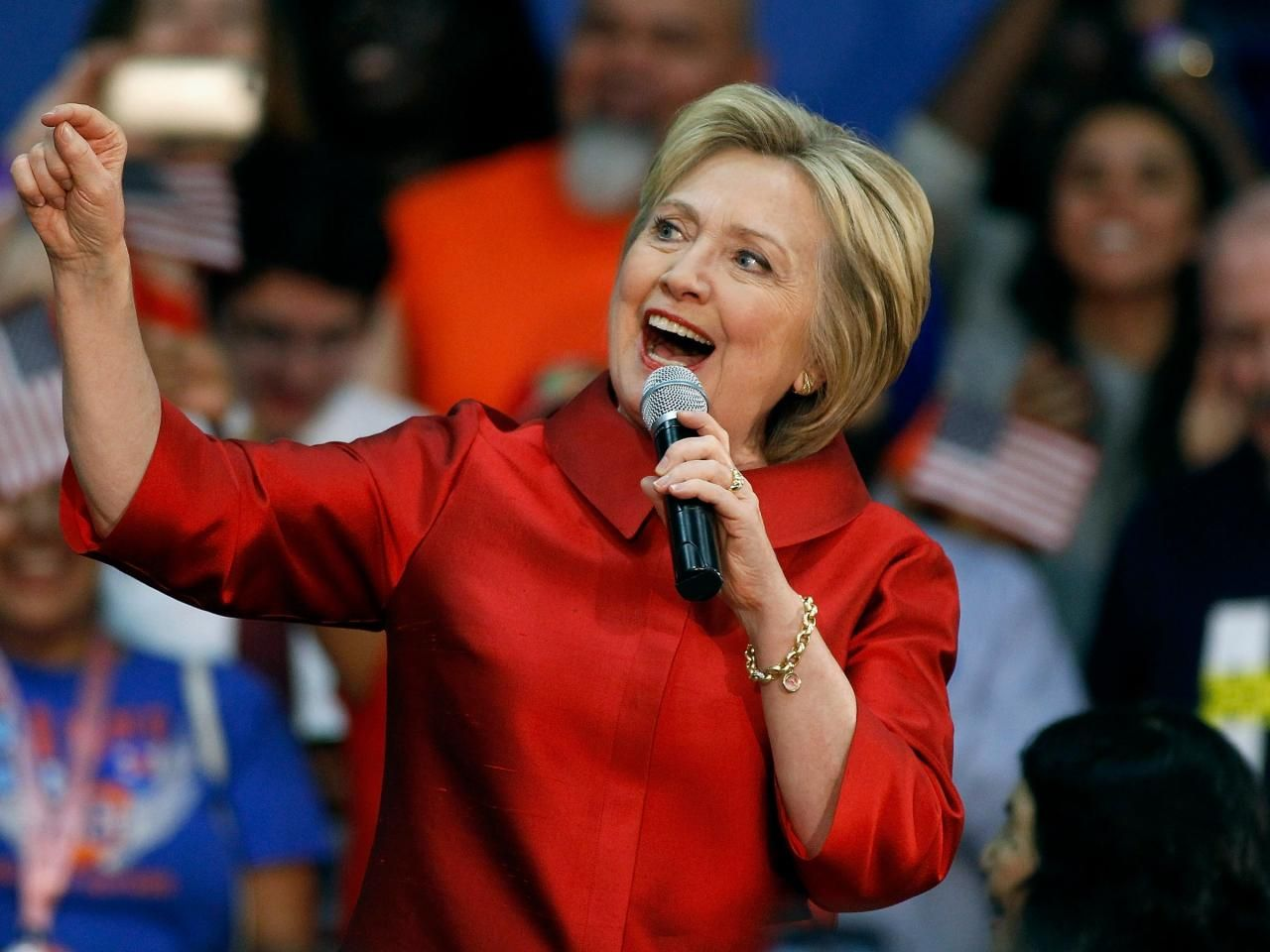 Hillary Clinton projected to win another key state