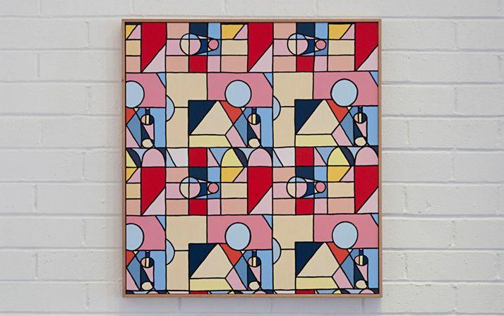 Stephen Baker Brings Back Postmodern Design - more in atelierdeveil.com