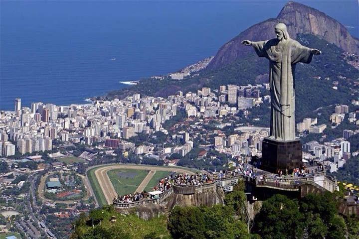 Cristo Redentor, Corcovado, Rio de Janeiro, Cidade Maravilhosa, Brasil