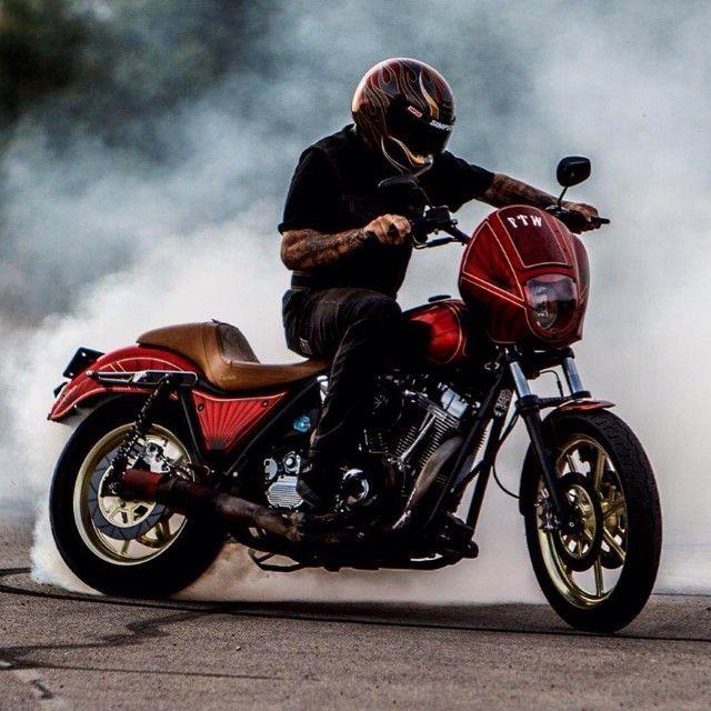 Buddy Suttle Harley Dyna Harley Davidson Dyna Dyna Club Style