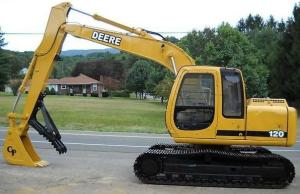 best download john deere 120 excavator operation and test service manual  [tm1659]