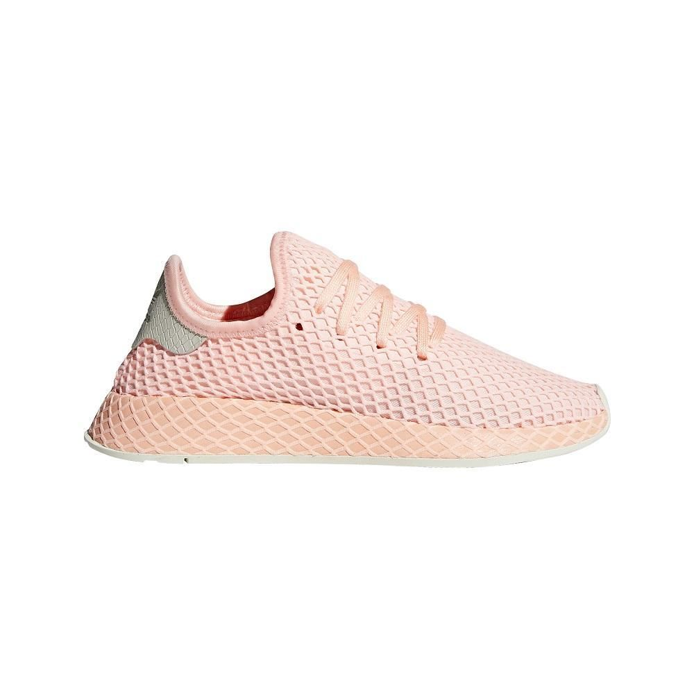 7341e9b95 Shop adidas Deerupt Womens Clear Orange Off White online – West Brothers