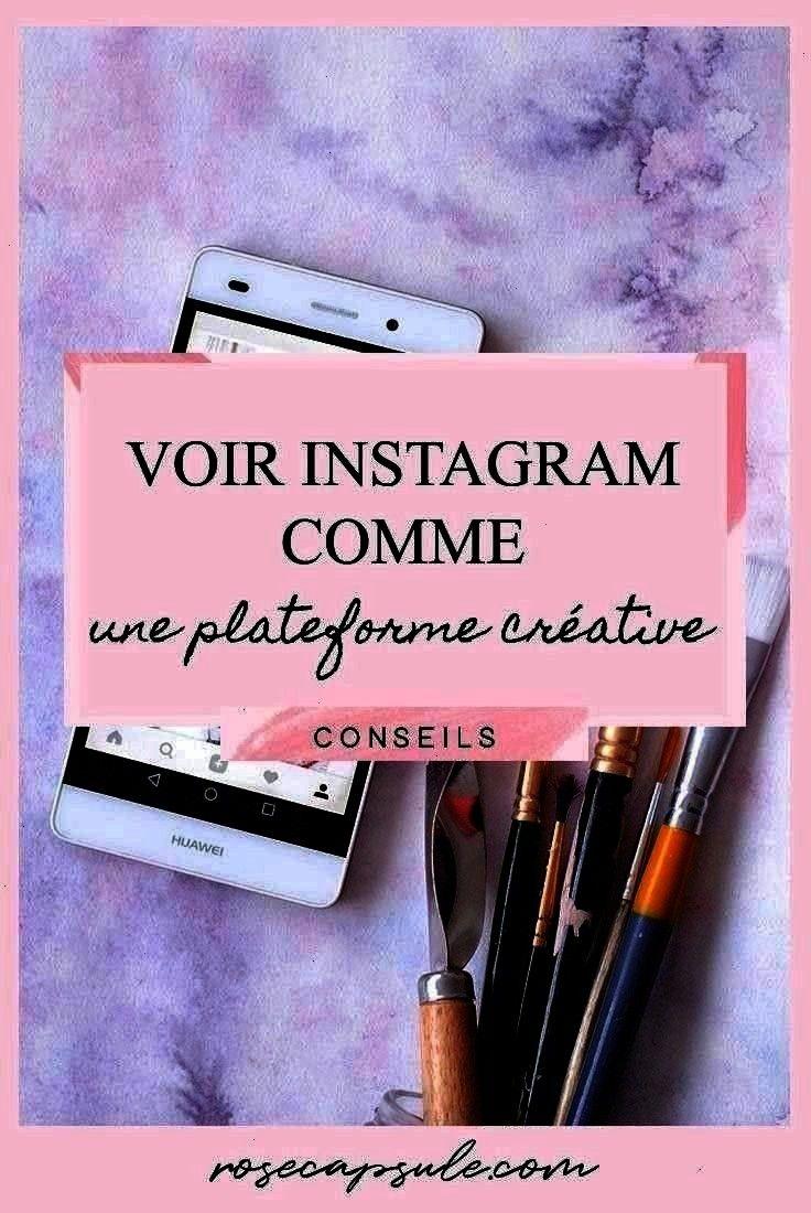 Capsule Voir Instagram comme une plateforme créative Voir Instagram comme une plateforme créative  three purposes pour améliorer ton feed Instagram...