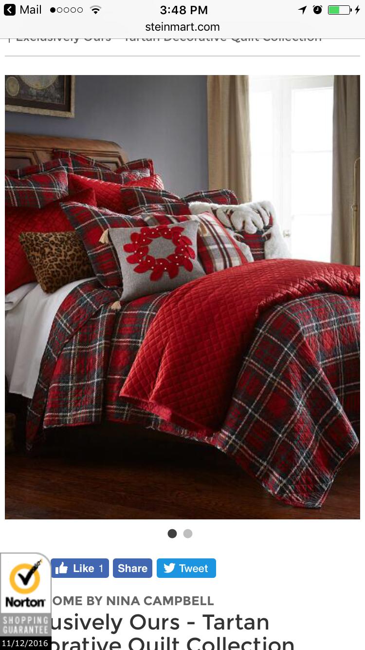 Idea by Rhonda Allison on Winter Bedding Quilt sets
