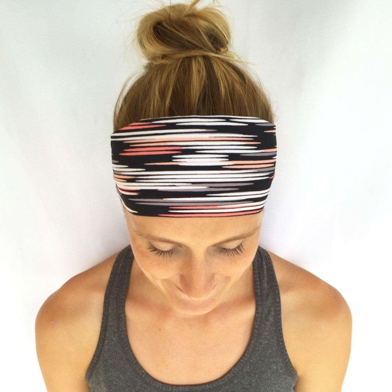 Running headband workout headband fitness headband yoga
