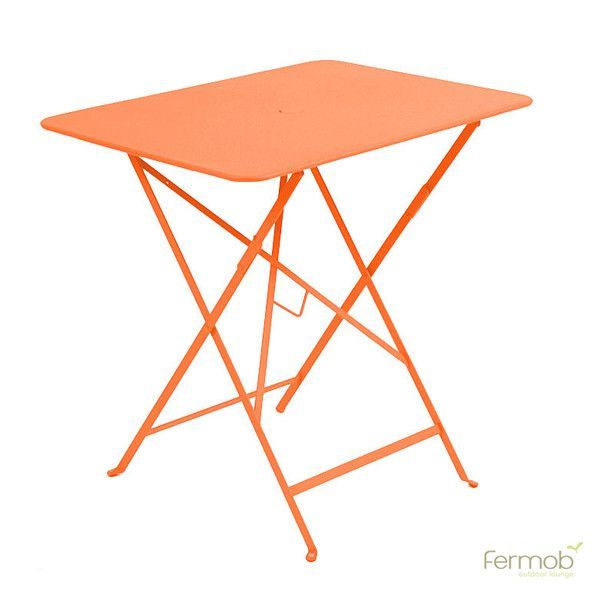 Fermob Bistro Folding Table - 30 x 22