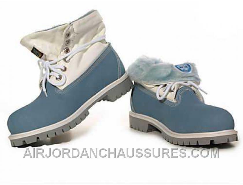 1a5fa75fb32e http   www.airjordanchaussures.com timberland-roll-top-blue-boots ...